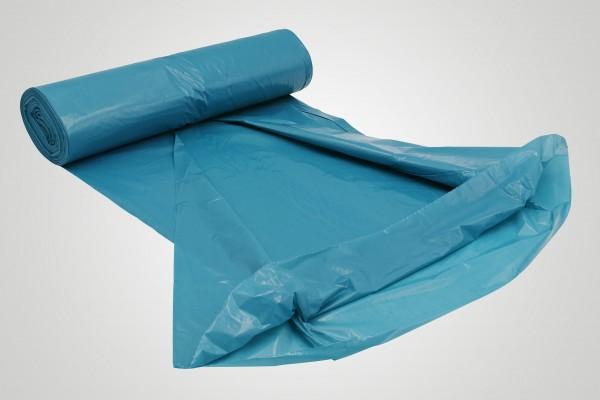 Teco-Müllsäcke PE blau