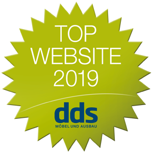 Logo 'dds Top Website 2019'