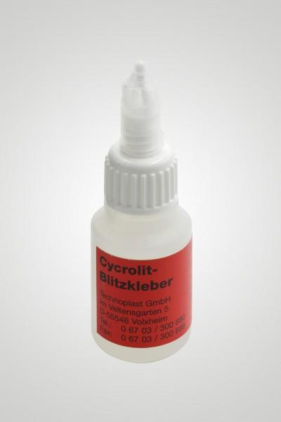 Cycrolit-Blitzkleber 20 g